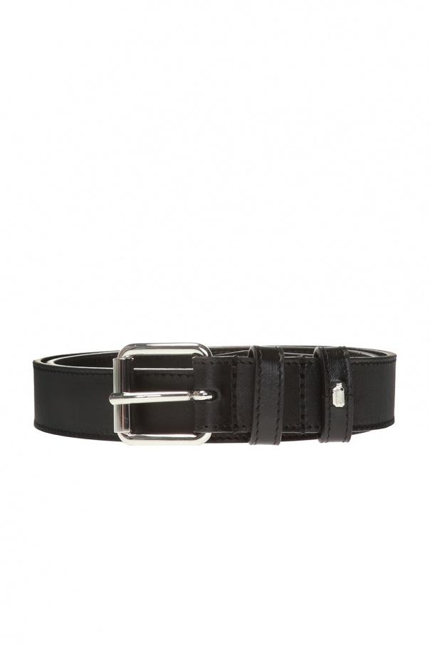 Comme des Garcons Leather belt