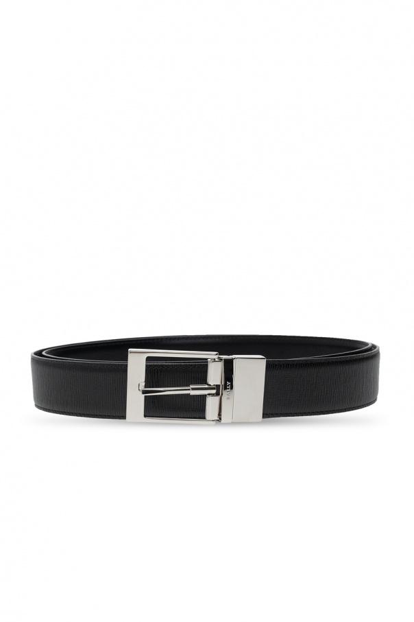 Bally 'Seret' leather belt