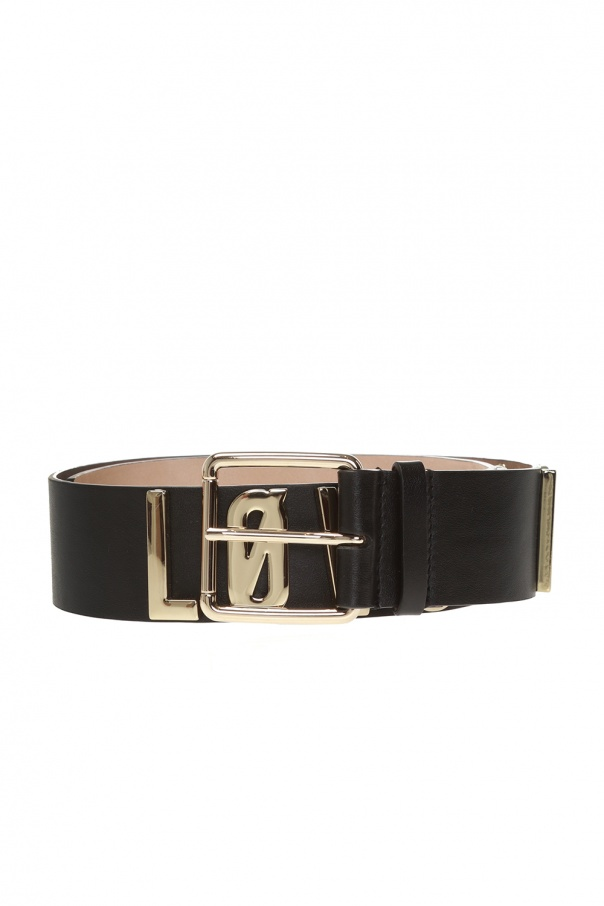 Red Valentino Leather belt