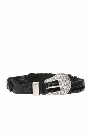 Plaited belt od Golden Goose