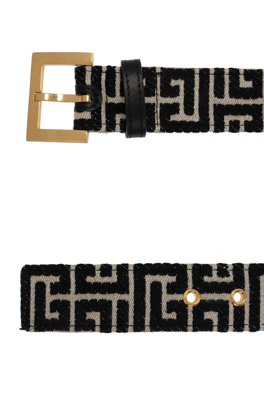 Balmain Belt with logo