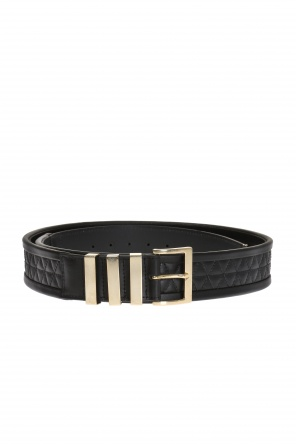 Quilted belt od Balmain