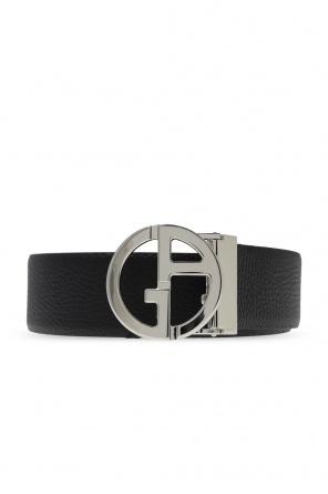 Reversible belt od Giorgio Armani