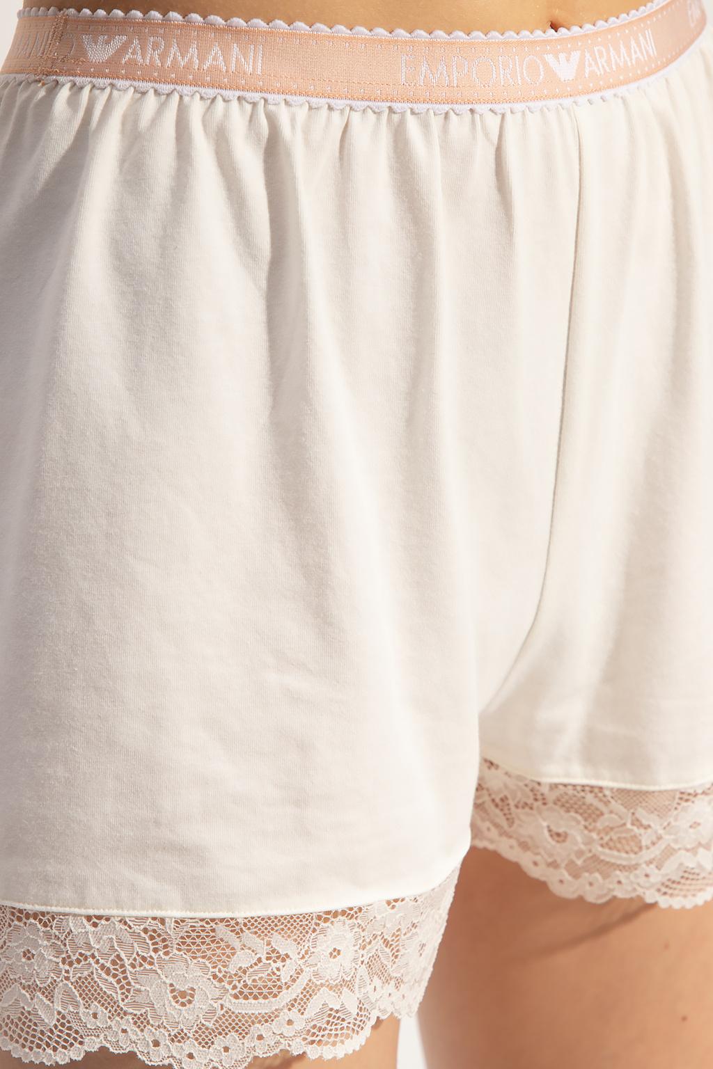 Emporio Armani Pajamas with logo