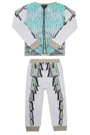Printed pyjama od Stella McCartney Kids