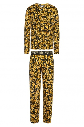 Patterned pyjama od Versace