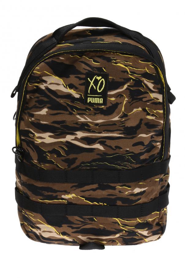 ab27331128ba3 Plecak z motywem moro Puma XO by The Weeknd - sklep internetowy Vitkac