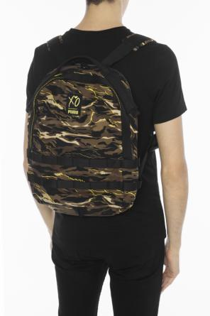 Camo backpack od Puma XO by The Weeknd