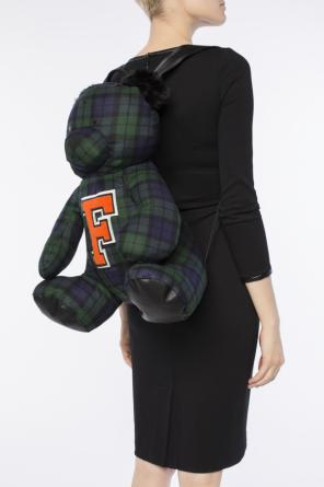 Teddy bear backpack od Puma Fenty by Rihanna