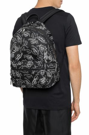 'rider' patterned backpack od Dior