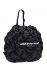 Alexander Wang Quilted backpack with logo