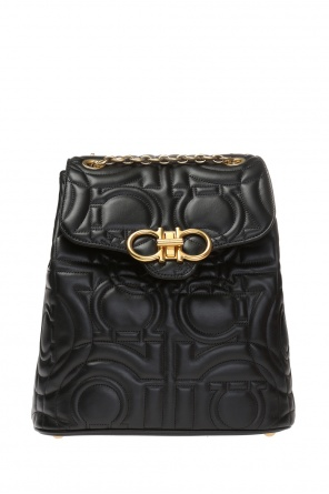 Quilted backpack od Salvatore Ferragamo