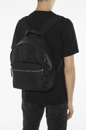Logo-appliqued backpack od Salvatore Ferragamo