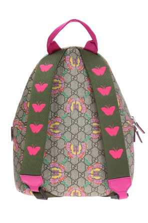 Butterfly motif backpack od Gucci Kids