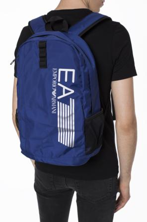 Printed backpack od EA7 Emporio Armani