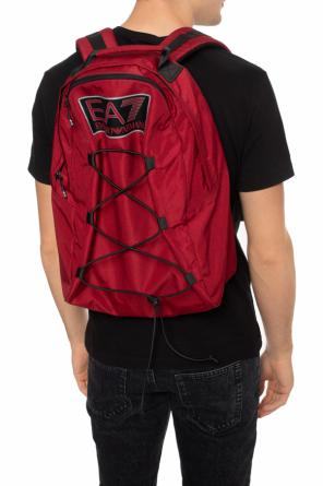 Branded backpack od EA7 Emporio Armani