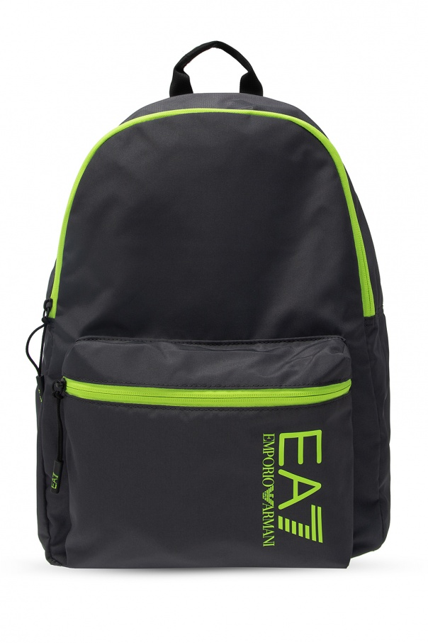 EA7 Emporio Armani Logo backpack