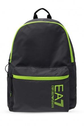 Logo backpack od EA7 Emporio Armani