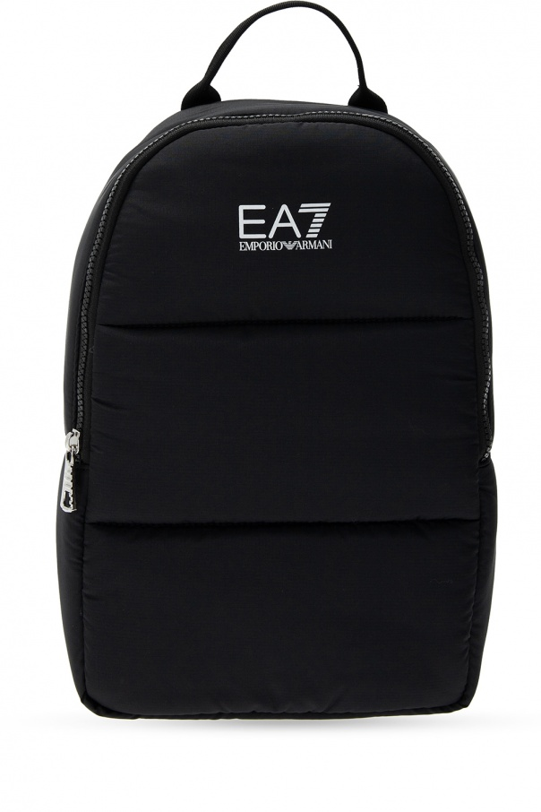 EA7 Emporio Armani Backpack with logo