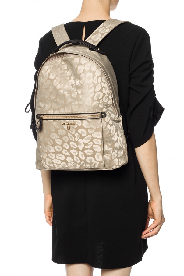 bb98bc681ea333 Kelsey' leopard print backpack Michael Kors - Vitkac shop online