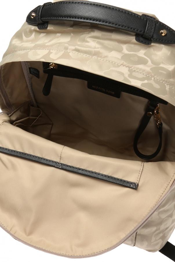 1fc48404cf6e9 Kelsey  leopard print backpack Michael Kors - Vitkac shop online