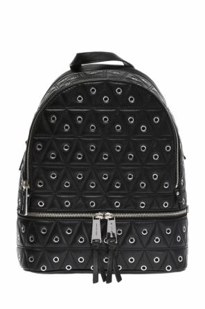 'rhea' quilted backpack od Michael Kors