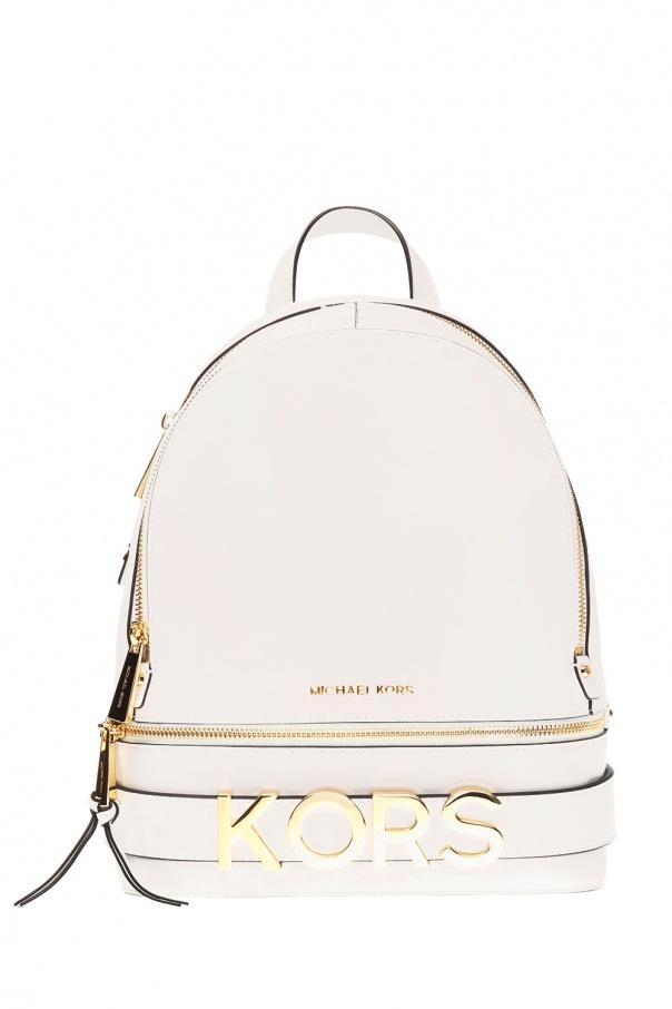 93236deca1ab Rhea  branded backpack Michael Kors - Vitkac shop online