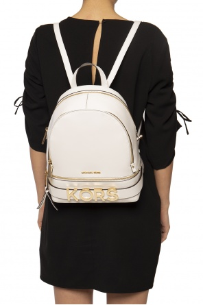 'rhea' branded backpack od Michael Kors