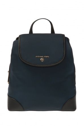 Backpack with logo od Michael Kors