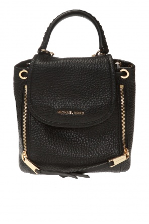 'viv' backpack with logo od Michael Kors