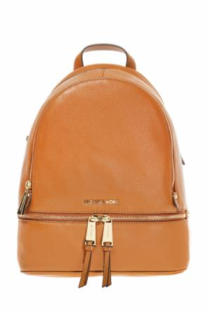 'rhea-zip' backpack od Michael Kors