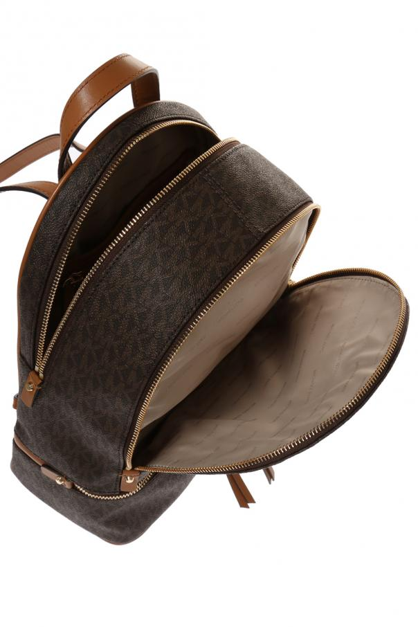 'rhea zip' backpack od Michael Kors