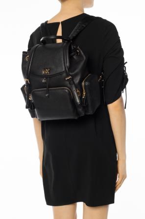 'beacon' backpack with logo od Michael Kors