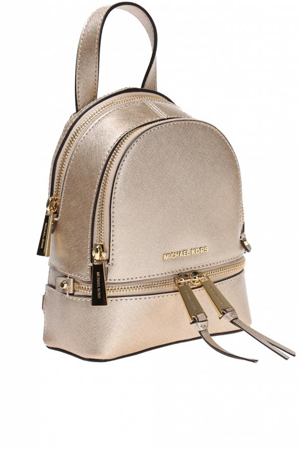 Rhea Zip  backpack Michael Kors - Vitkac shop online 49ec295d3d1