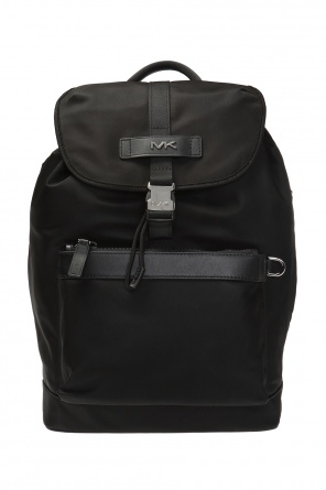 'kent' backpack with logo od Michael Kors