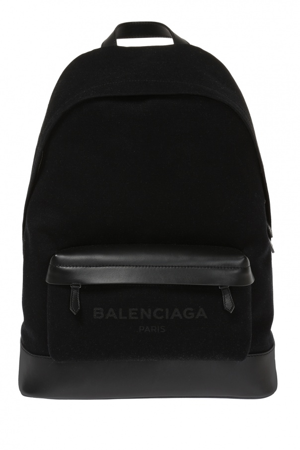 d3bc754fe Navy' backpack Balenciaga - Vitkac shop online