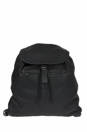 Black backpack od Bottega Veneta