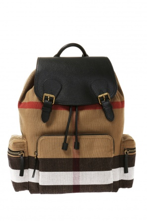Canvas backpack od Burberry