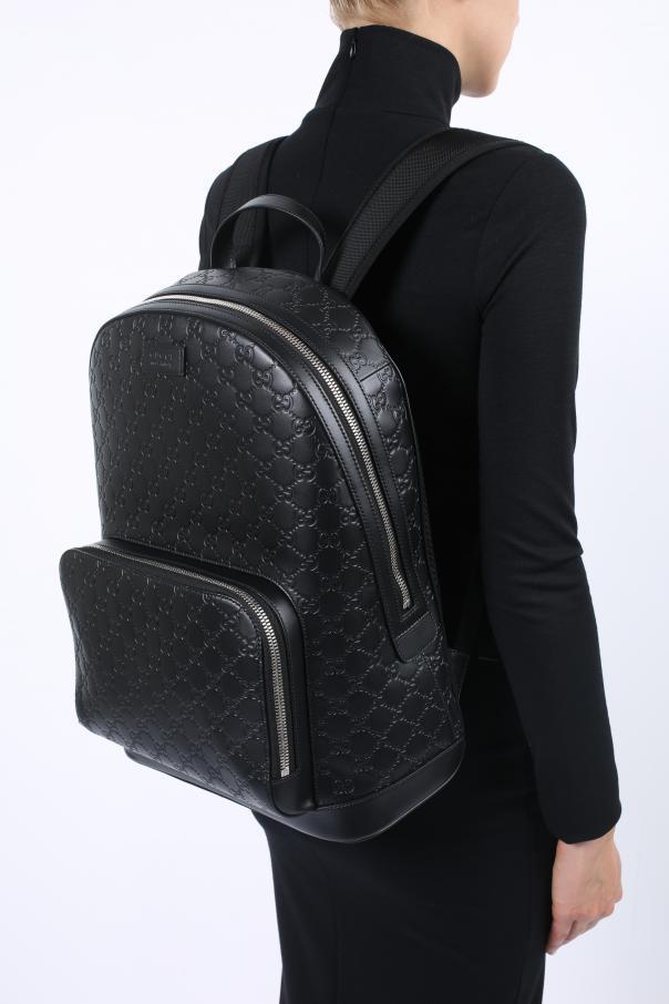 4152cbc901fb1 Skórzany plecak Gucci - sklep internetowy Vitkac