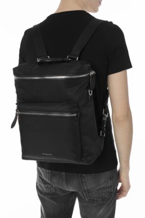 'donny' backpack od Burberry