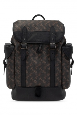 Backpack with logo od Coach