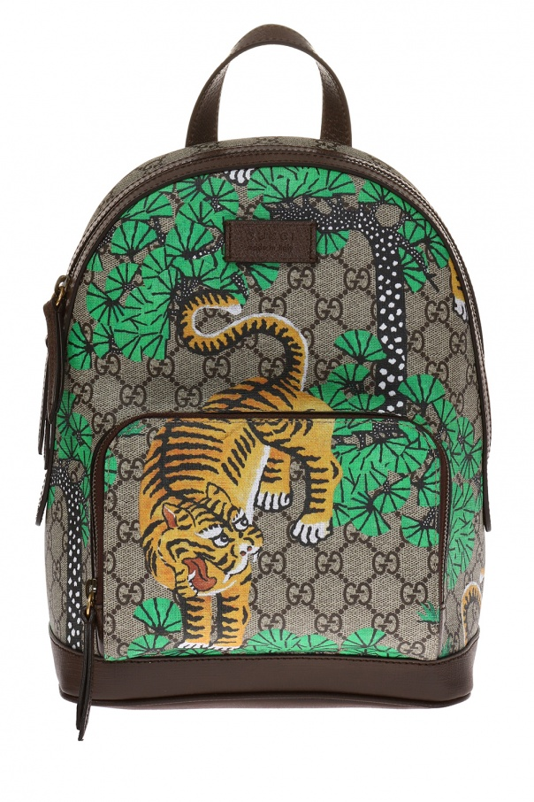 e01883755be188  Bengal  printed backpack Gucci - Vitkac shop online