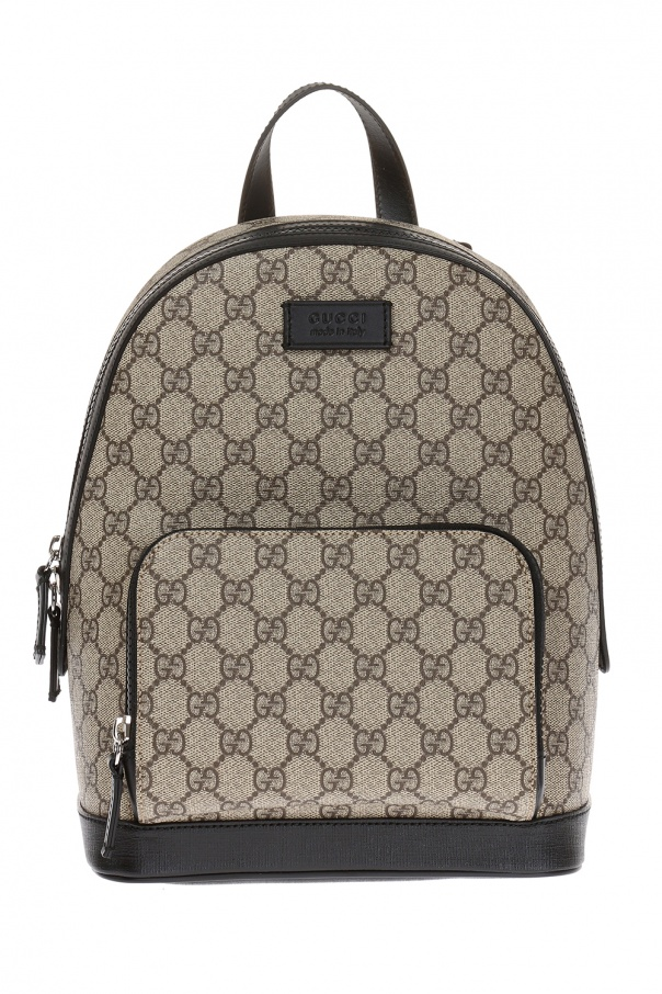 1649859b3b2 GG Supreme  canvas backpack Gucci - Vitkac shop online