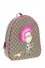 Gucci Kids Patterned backpack