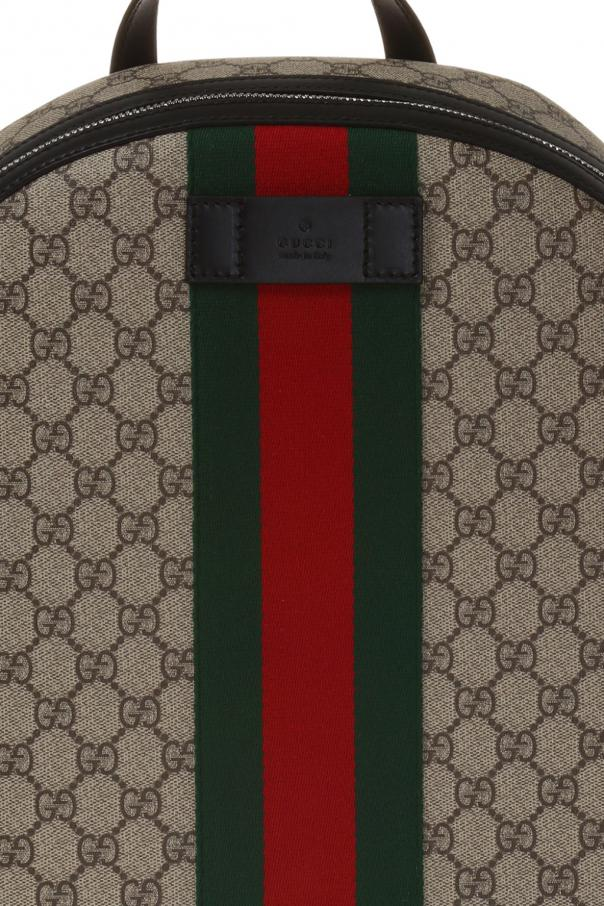8032b343ec8e Web' backpack Gucci - Vitkac shop online