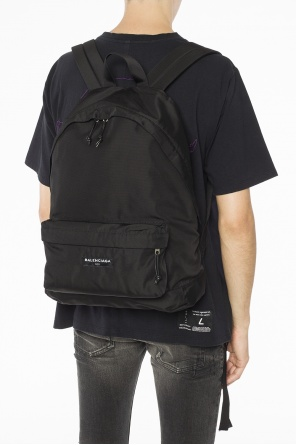 Logo-patched backpack od Balenciaga