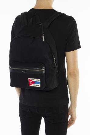 'city' backpack od Saint Laurent Paris