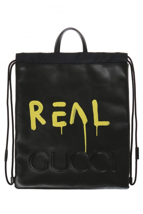 e11f87d47176f6 GucciGhost' backpack Gucci - Vitkac shop online