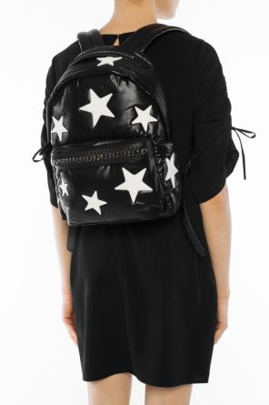 Stars motif backpack od Stella McCartney