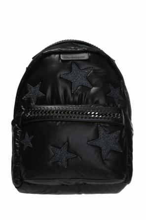 Backpack with a star motif od Stella McCartney